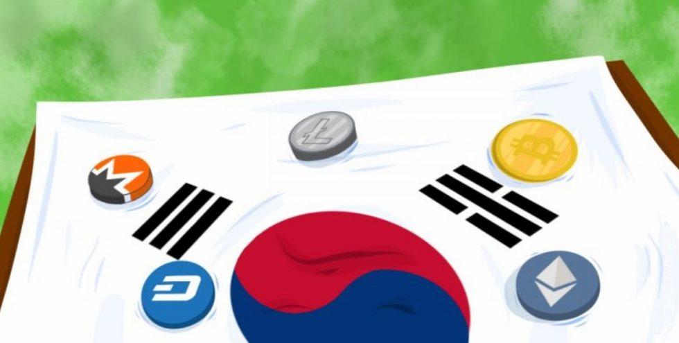 La corée du Sud et les crypto-monnaies