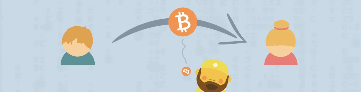 Frais de transaction des mineurs de Bitcoin