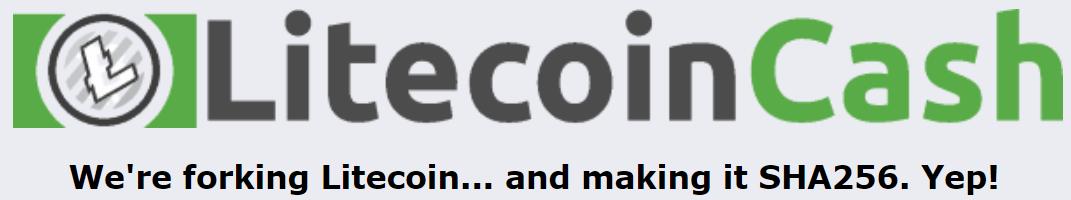 Hard Fork Litecoin Cash