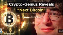 James Atlucher Crypto Genius