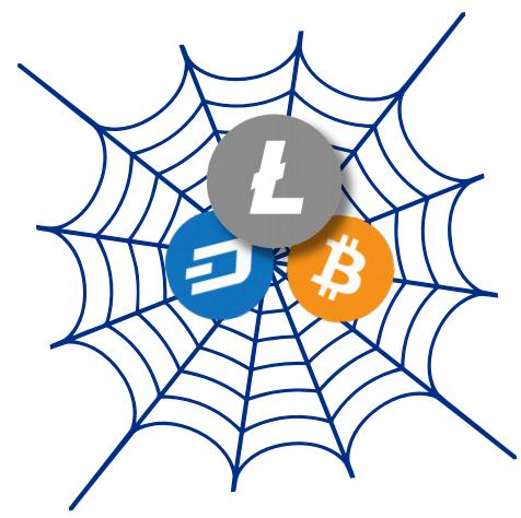 Litecoin Bitcoin DASH