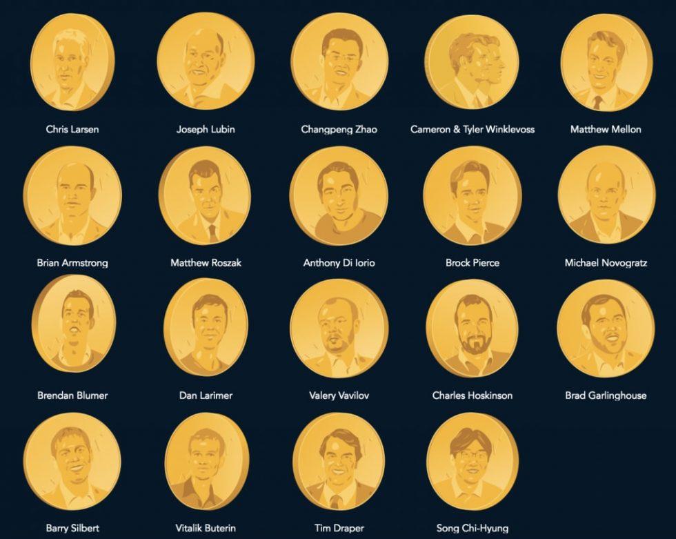 Millionnaires en crypto-monnaies