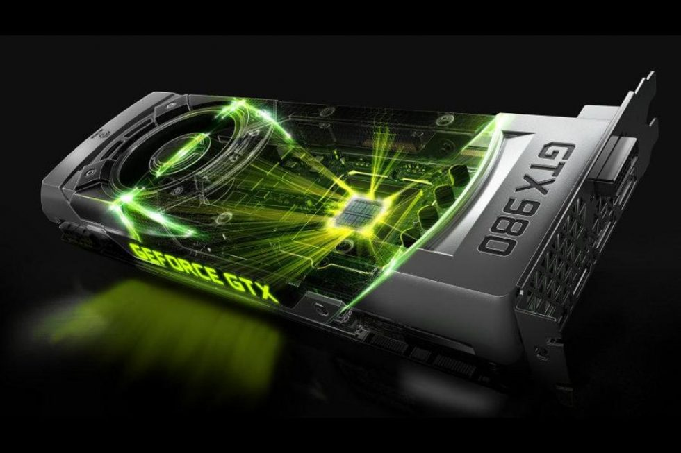 Carte graphique Geforce Nvidia