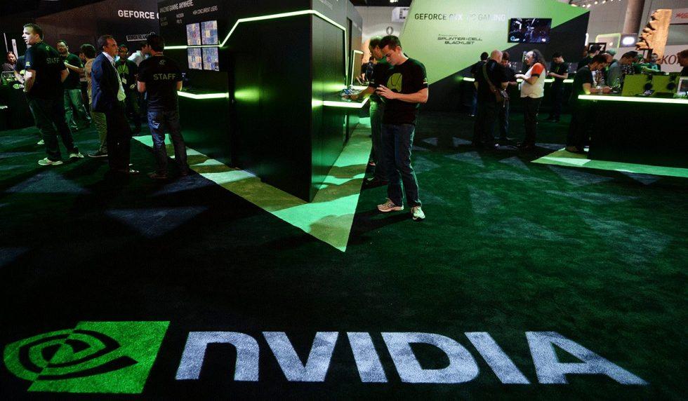 La société Nvidia
