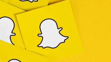 L'application Snapchat