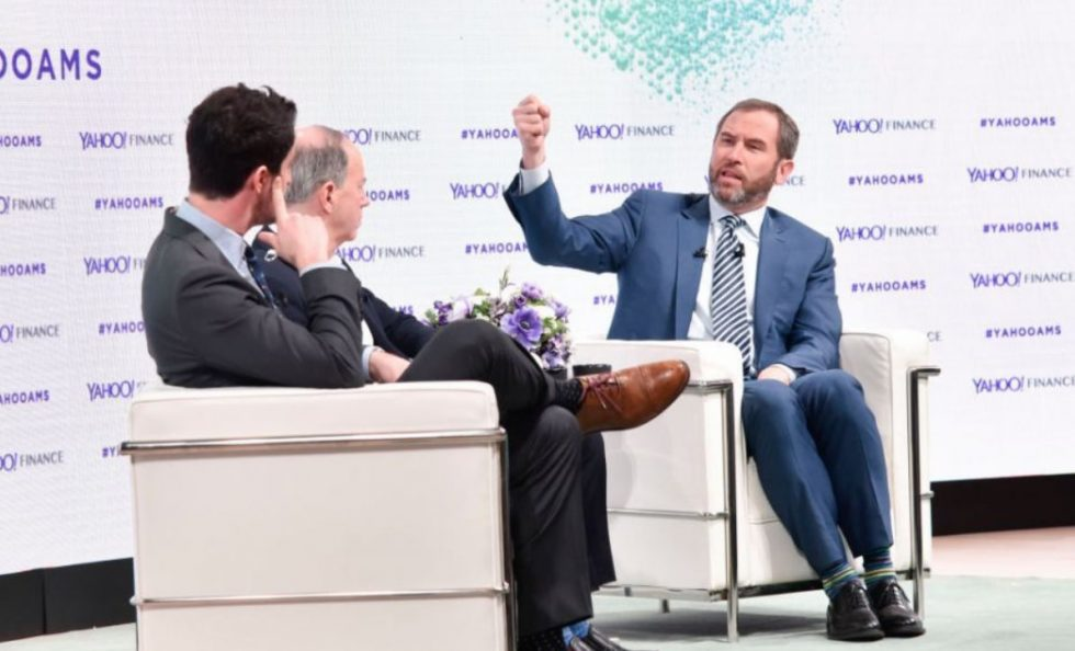 Brad Garlinghouse sur Yahoo FInance