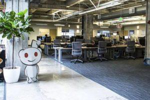 Bureaux de Reddit