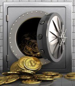 Coffre-fort Bitcoin