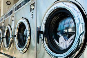 Machines à laver blanchiment d'argent