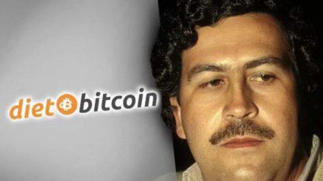 DietBitcoin Pablo Escobar