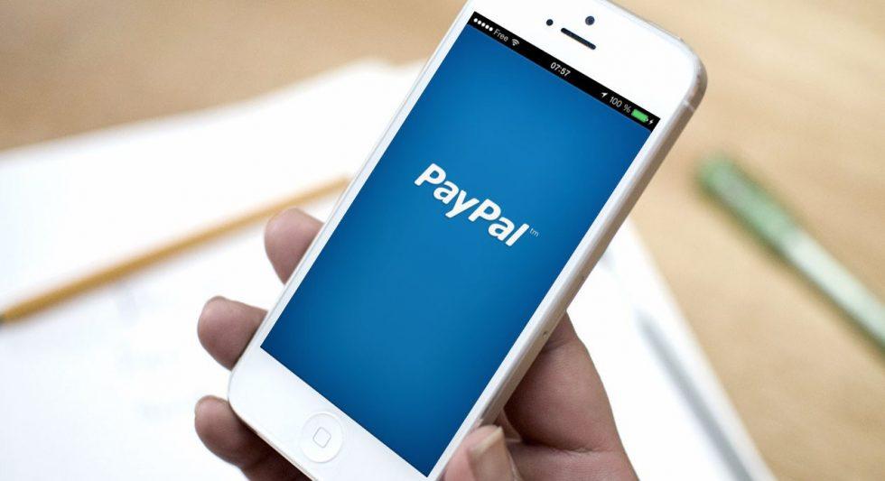 Paypal sur Smartphone