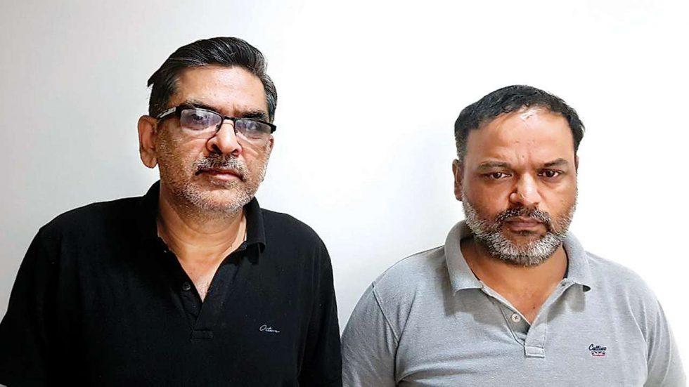 Deepak Jangra et Deepak Malhotra
