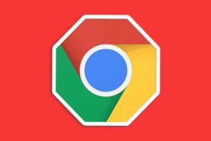 Google Chrome interdiction