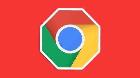 Google Chrome interdiction