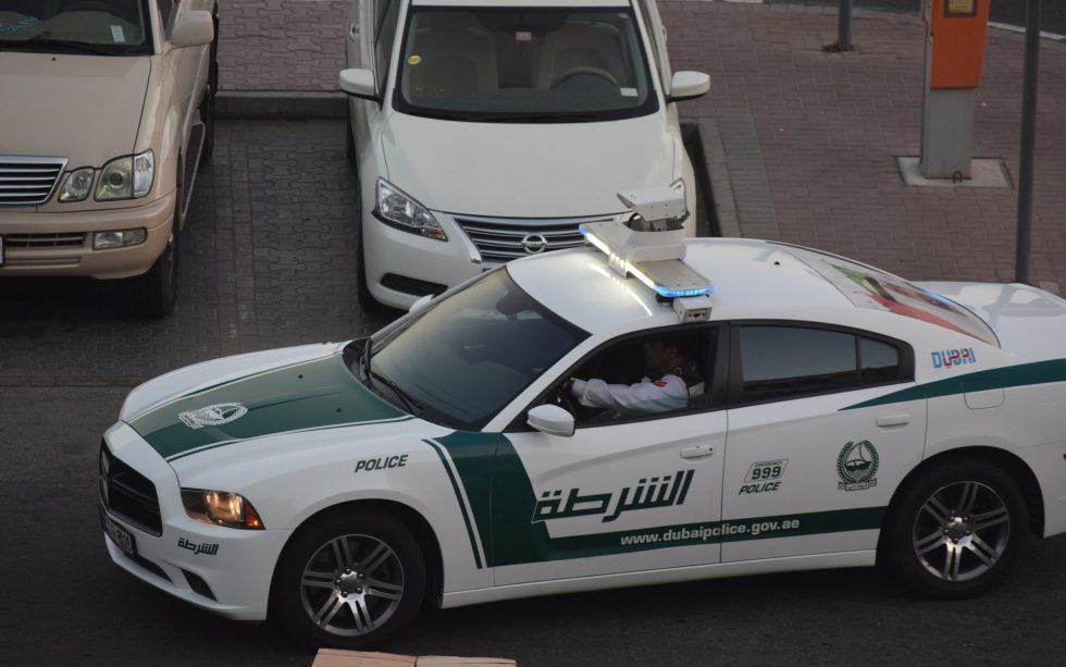 Police de Dubaï