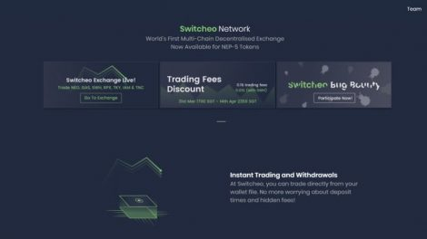 switcheo network