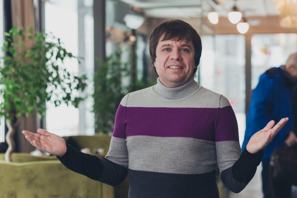 Oleksii Vinogradov