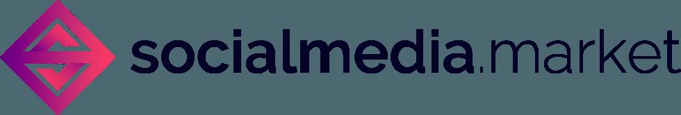 Social Media Market Logo