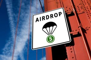 Airdrops EOS