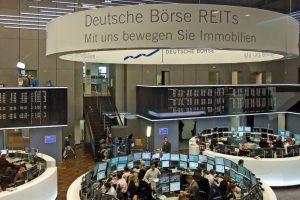 Bourse allemande