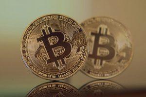 Pièce Bitcoin