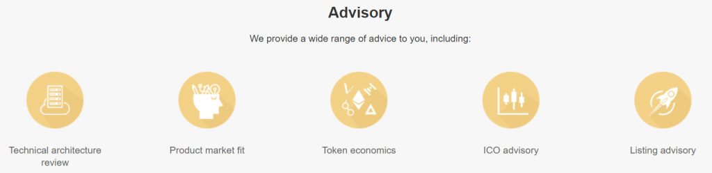 Accompagnement Binance Labs