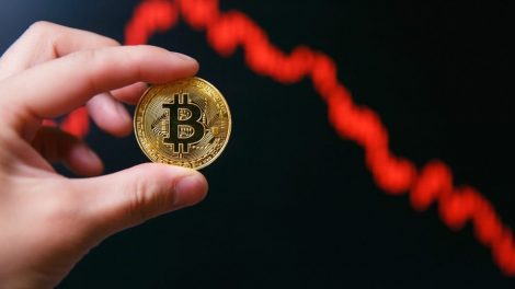 Baisse Bitcoin
