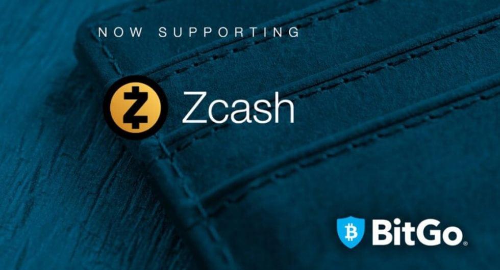 Bitgo Zcash