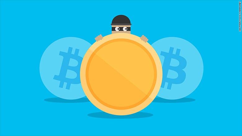 Criminalité Bitcoin