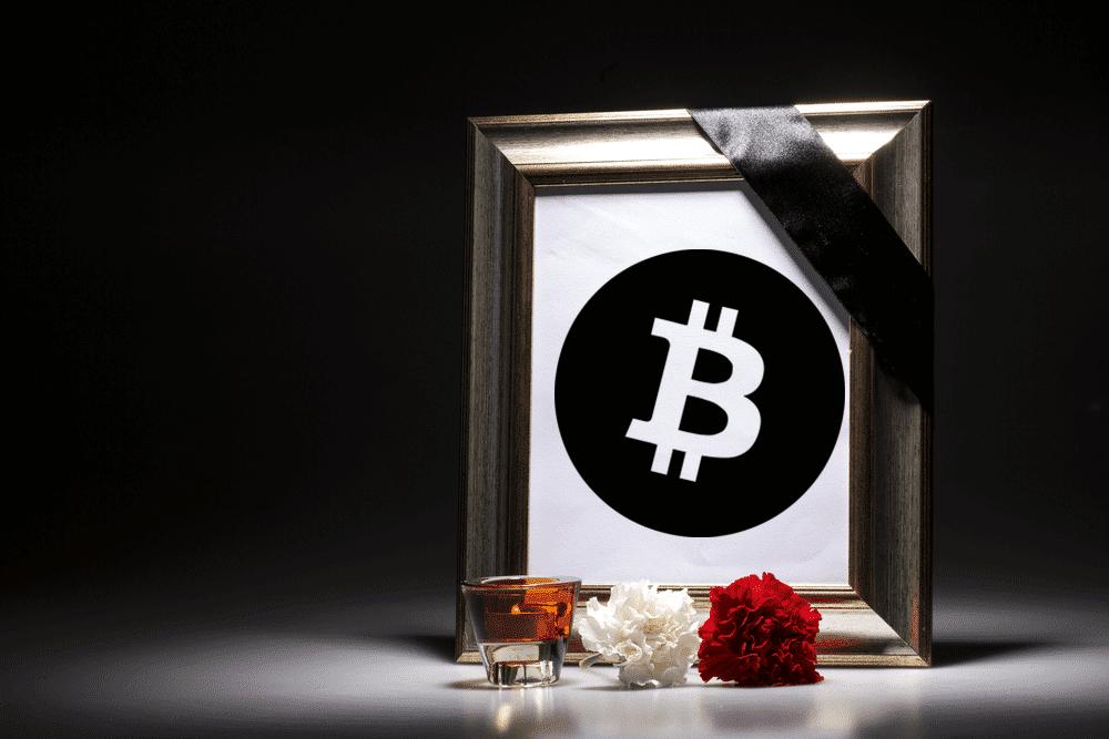 Mort Bitcoin