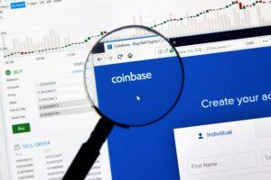 Plateforme Coinbase