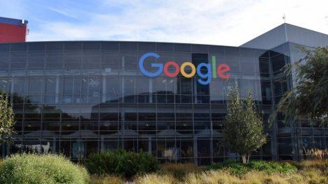 Siège Google