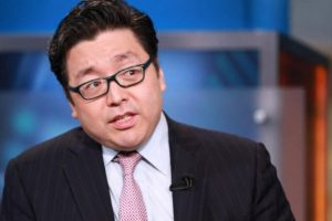 Tom Lee Fundstrat