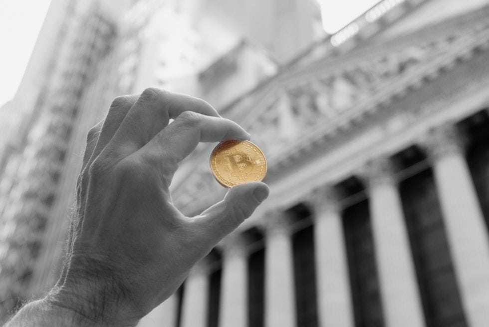 Bitcoin et finance