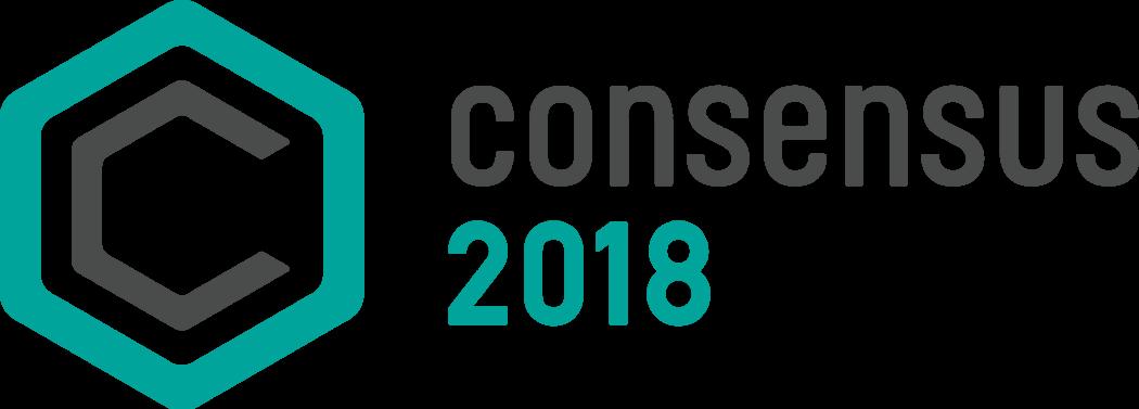 Consensus 2018 logo