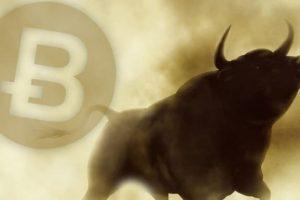 Haussier sur le Bitcoin
