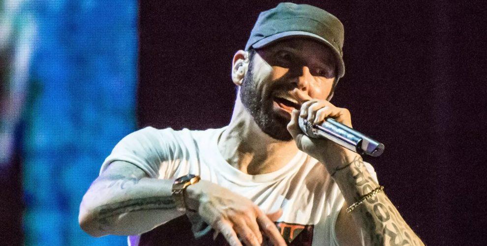 Eminem Scene
