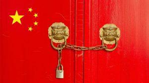 Interdiction Chine