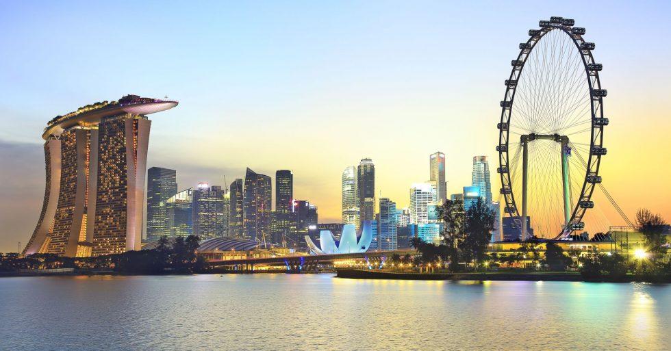 Cité de singapour