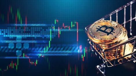 évolution du cours du Bitcoin