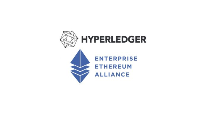 Hyperledger Ethereum ENtreprise Alliance