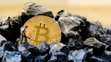 Minage de Bitcoin
