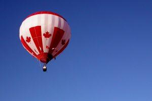 montgolfière Canada