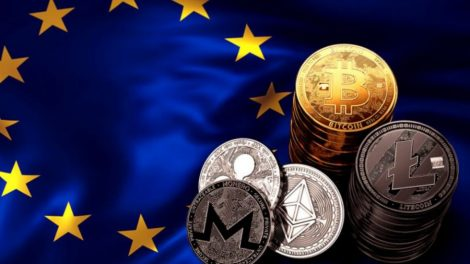 Union Européenne et crypto-monnaies