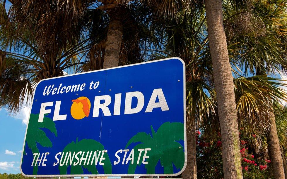 L'état de Floride