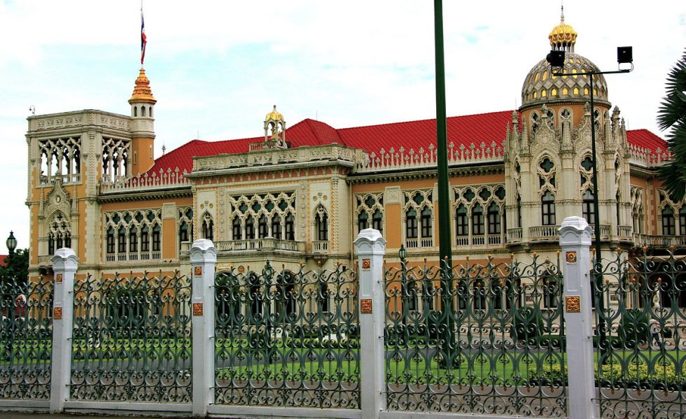 Thailand government house