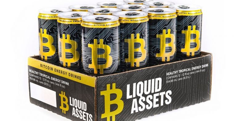 Bitcoin Energy canette