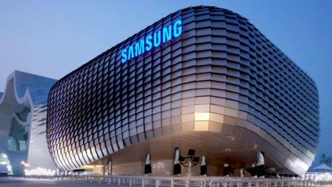 Siège de Samsung