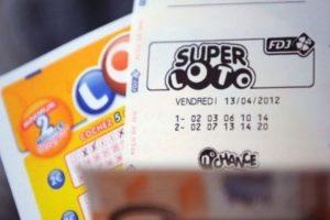Ticket Loto