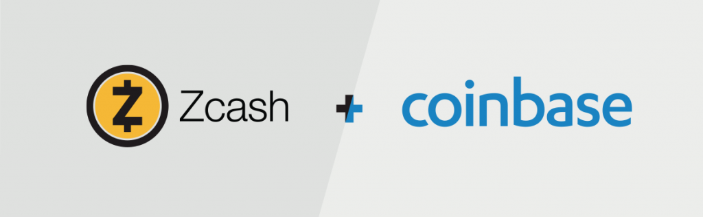 Zcash sur Coinbase